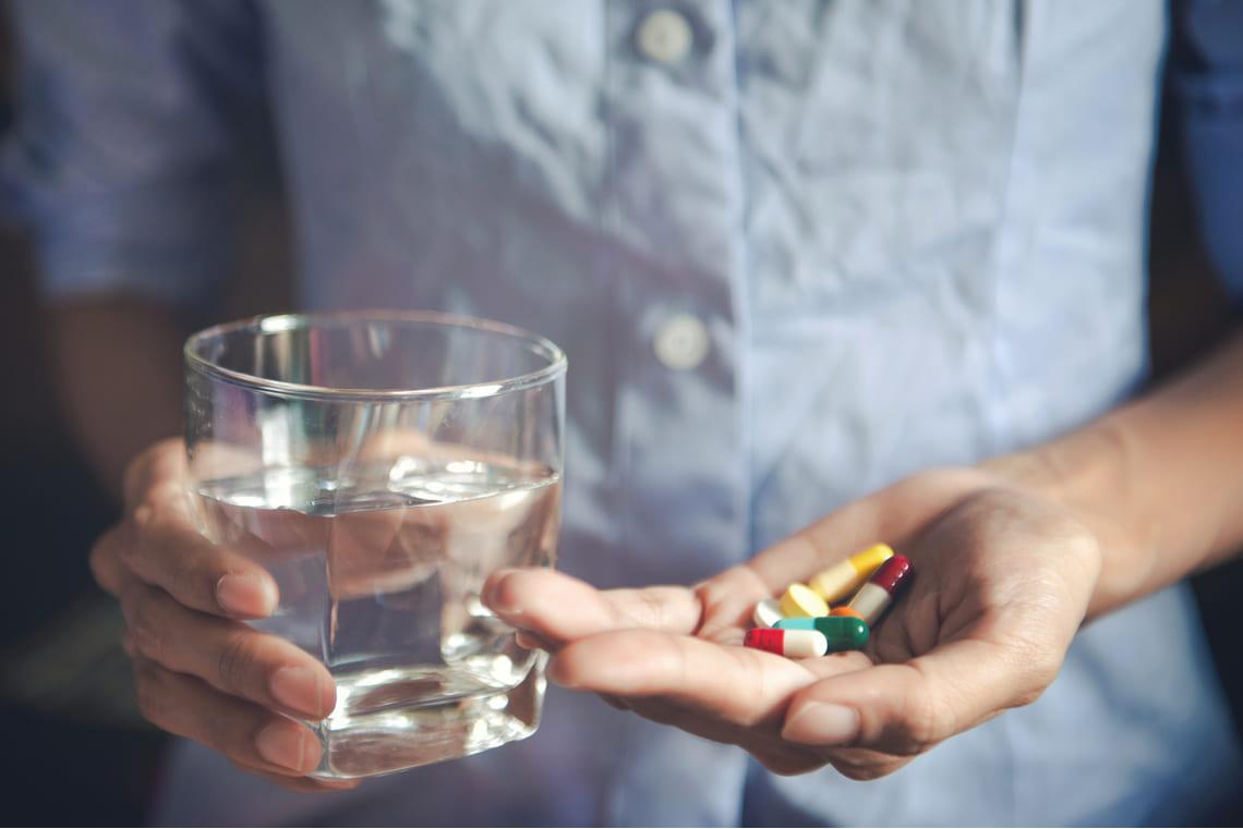 Через сколько после алкоголя можно пить нурофен