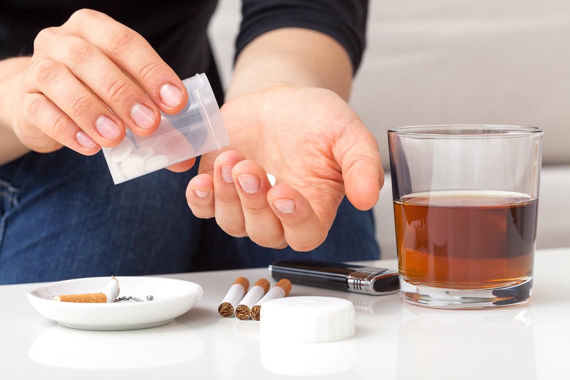 Нурофен после алкоголя