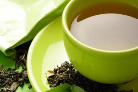 Зеленый чай при похмелье