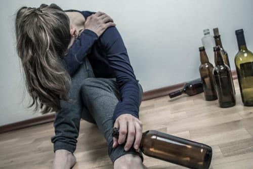 Последствия запоя у женщин